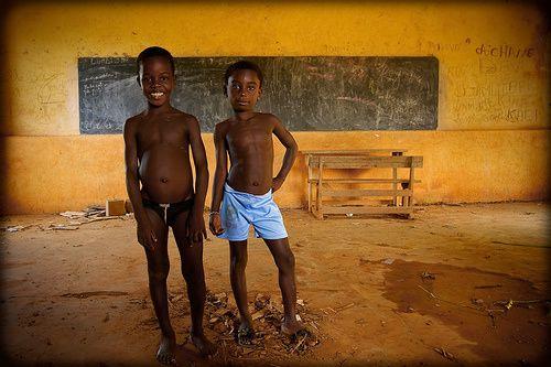 Imagenes de Vavoua, Costa de Marfil.- El Muni.