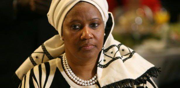 Phumzile Mlambo-Ngcuka, directora ejecutiva de la Entidad de la ONU para la Igualdad de Género y el Empoderamiento de la Mujer.