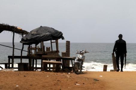 Sabía que su marido estaba en Yamoussoukro pero él se encontró entre las víctimas del reciente atentado terrorista de Grand-Bassam, Costa de Marfil.