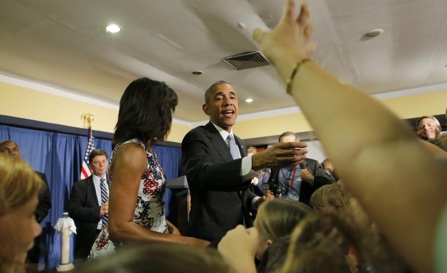 Imágenes de la visita de Barack Obama a Cuba.- El Muni.