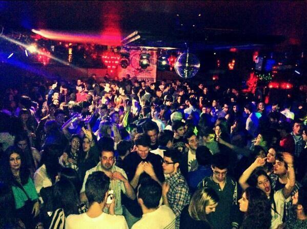 Imágenes de la discoteca Kerala de Valladolid.- El Muni.