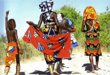 Imágenes de Angola.- El Muni.
