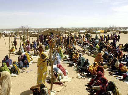 Imágenes de Darfur, Sudan.- El Muni.