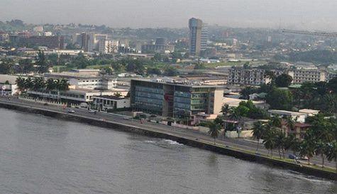 Imágenes de Libreville.- El Muni.