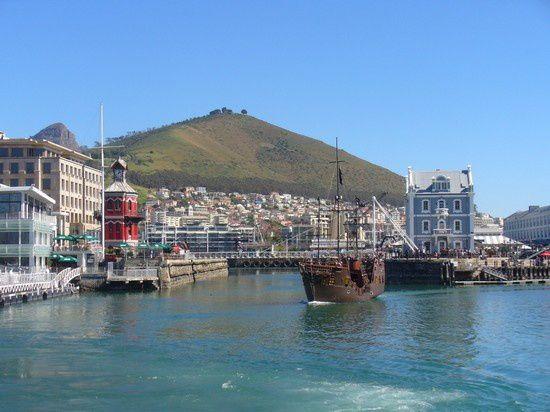 Ciudad del Cabo, Sudáfrica.- El Muni.