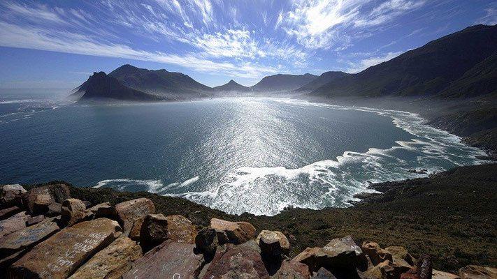 Imágenes del Cabo de Buena Esperanza, Sudáfrica.- El Muni.