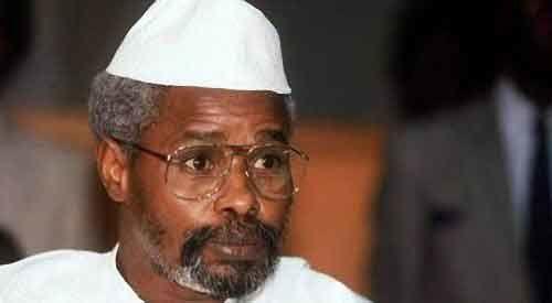 Imágenes del carnicero de N'djamena, el exdictador de Tchad, Hissene Habré- El Muni.