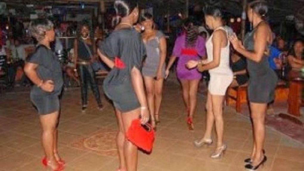 Imágenes prostitución en Nigeria.- El Muni.