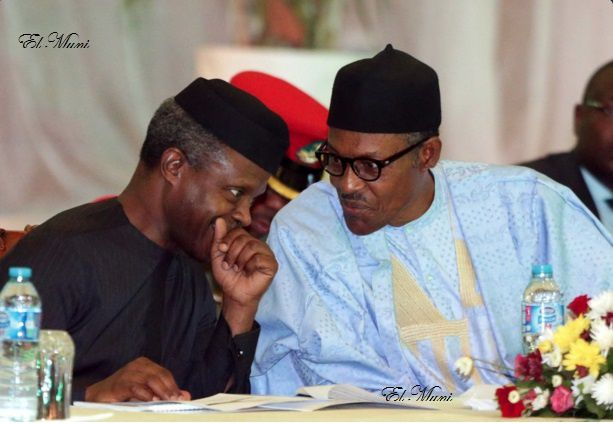 Muhammadu Buhari, presidente de Nigeria.- El Muni.