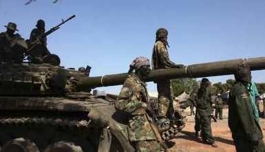 Imágenes de la guerra en Sudán del Sur.- El Muni.