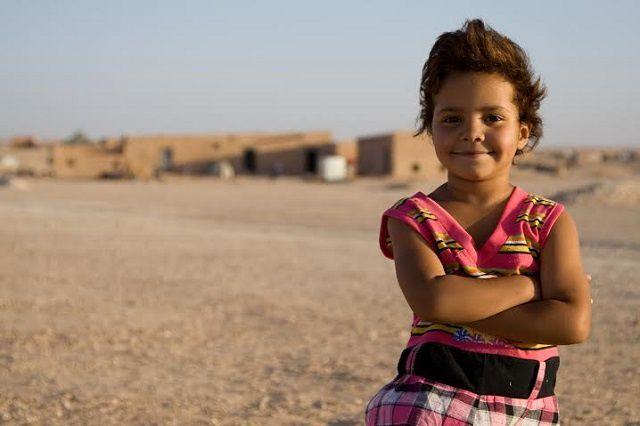 Saharauis en el campo de refugiados argelino de Tindouf.- El Muni.