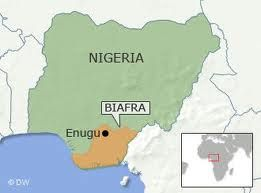 Imágenes de la guerra de Biafra, Nigeria.- El Muni.