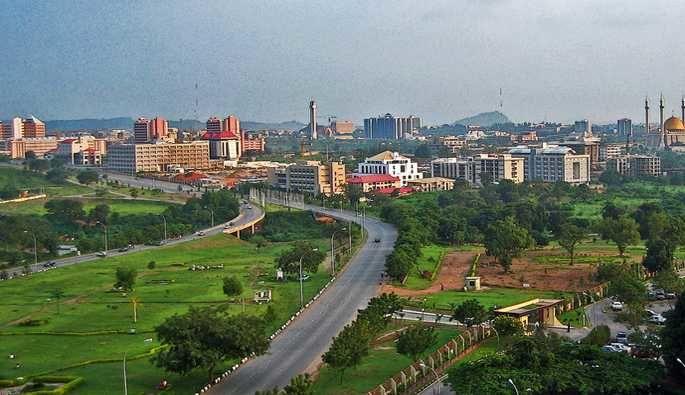 Imágenes de Abudja, capital administrativa de Nigeria.- El Muni.