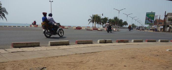 Imágenes de Lomé, Togo.- El Muni.