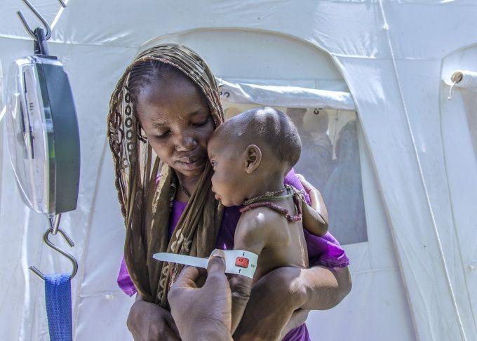 Preocupante desnutrición infantil al noreste de Nigeria, bastión de Boko Haram.- El Muni.