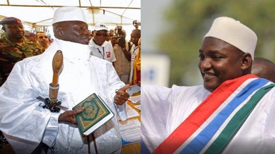 Adama Barrow, el opositor que deja en la cuneta a Yahya Jammeh, se convierte en el nuevo presidente de Gambia.- El Muni.