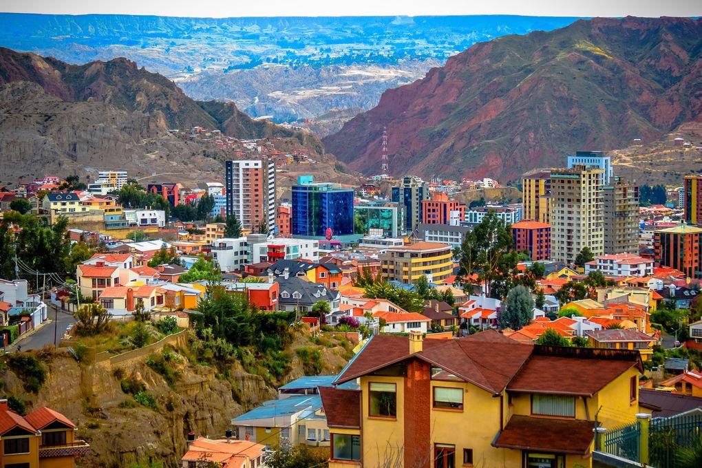 Imágenes de Bolivia.- El Muni.