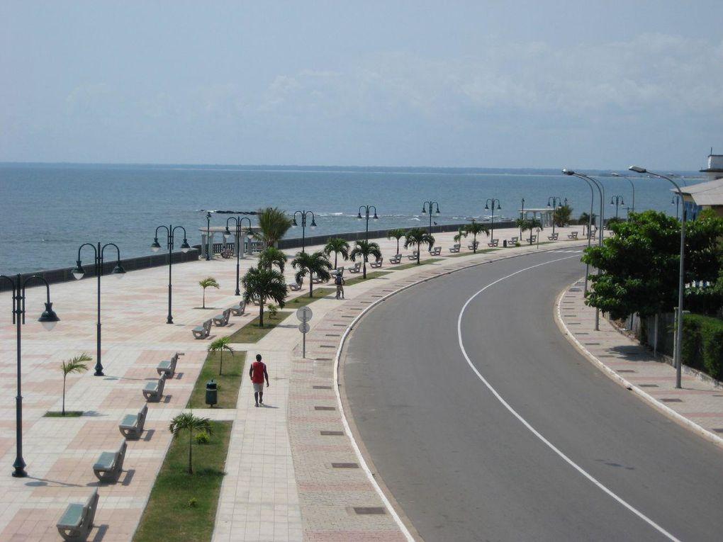 Imágenes de Guinea Ecuatorial.- El Muni.