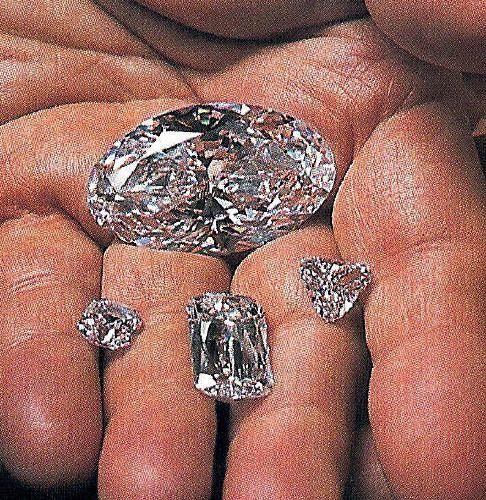 Diamantes de Angola en imágenes.- El Muni.
