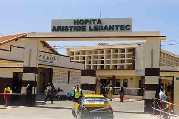 El hospital Aristide Le Dantec de Dakar.- El Muni.