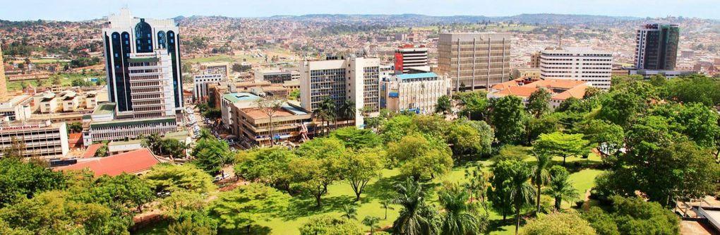Imágenes de Kampala, Uganda.- El Muni.