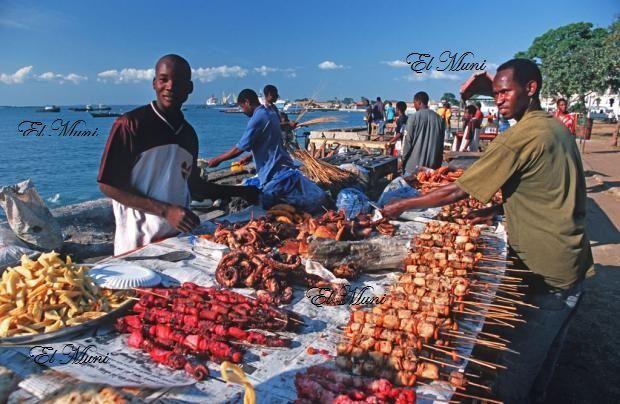 Imágenes del archipiélago de Zanzíbar, Tanzania.- El Muni.