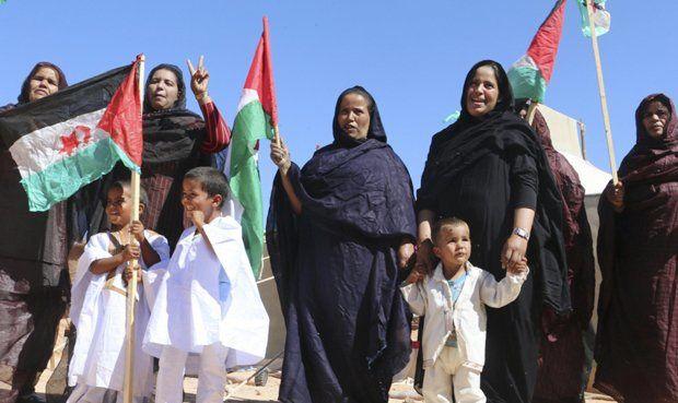 Imágenes relacionadas con el Sáhara Occidental.- El Muni.