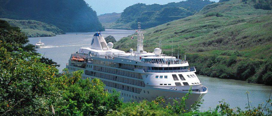 Ciudad de Panamá, incluido el canal.- El Muni.