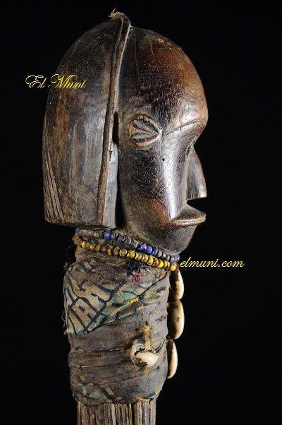 África profunda: imágenes de Gabon.- El Muni.
