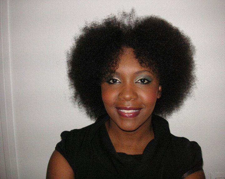 Naturi Ebène, camerunesa afrocentrista.- El Muni.