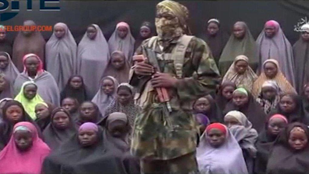Las escolares secuestradas en Chibok, noreste de Nigeria, por Boko Haram.- El Muni.