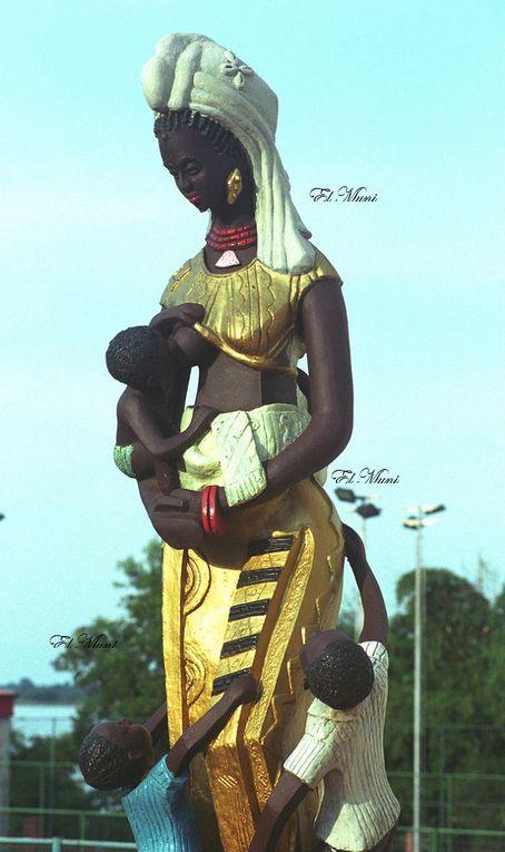 Imágenes del Estado de Anambra, Nigeria.- El Muni.