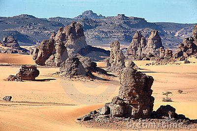 Imágenes desierto libio.- El Muni.