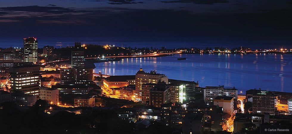 Imágenes de Luanda, Angola.- El Muni.