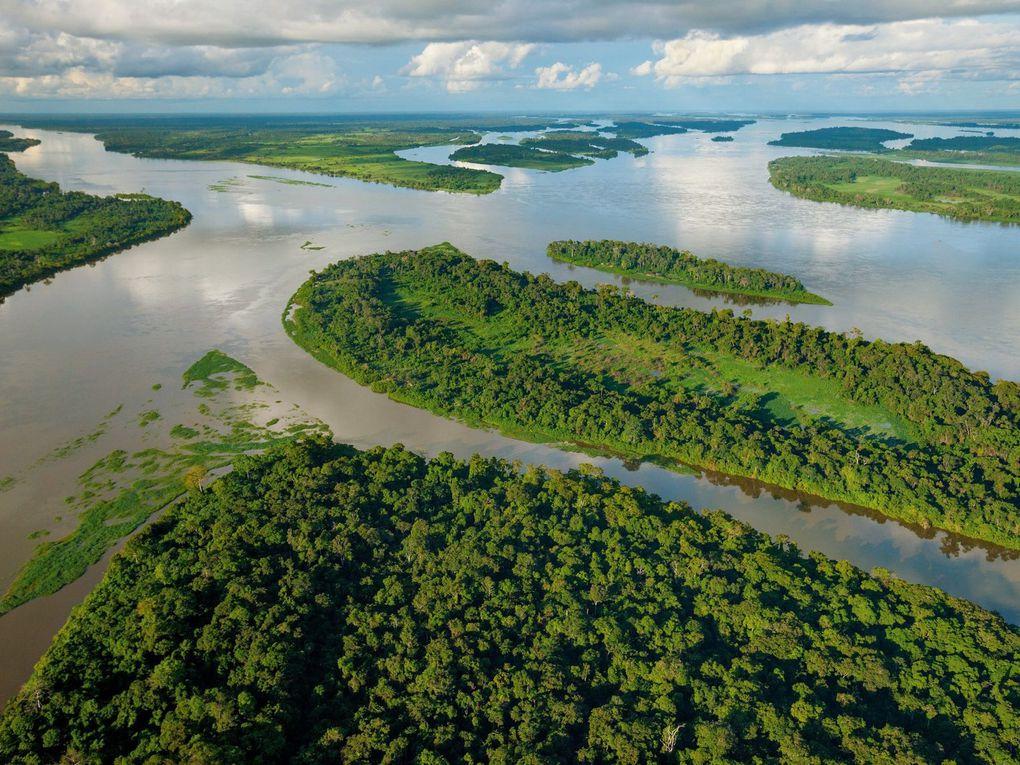 Imágenes del Congo.- El Muni.