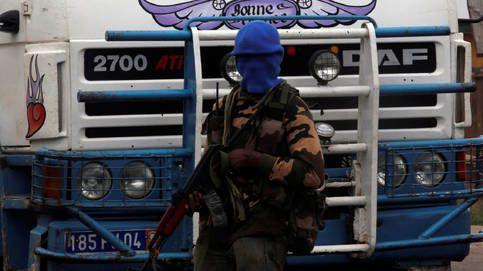 Motín en el ejército de Costa de Marfil.