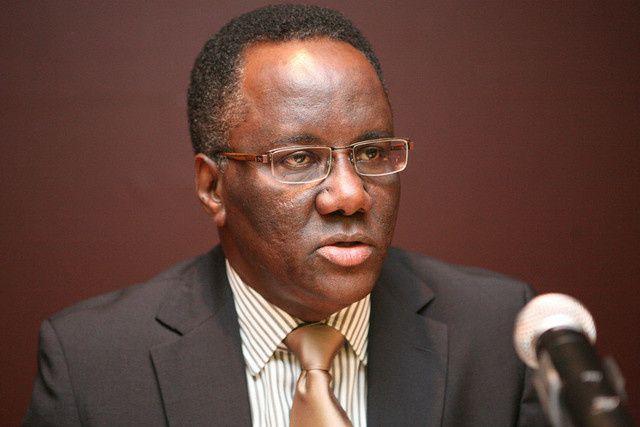 Pitra Neto, ministro angoleño de Administraciones Públicas, Trabajo y Seguridad Social.- El Muni.