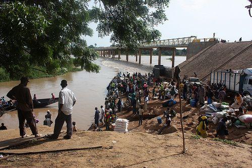 Imágenes de Kayes, Mali.- El Muni.