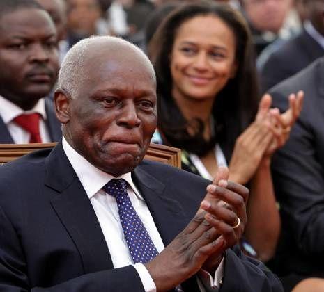 Angola: Se retira uno de los dinosaurios en el poder en África. Dos Santos dejará el poder en agosto, después de 37 años de reinado absoluto.