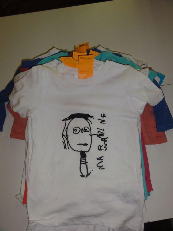 atelier {enfant} de sérigraphie