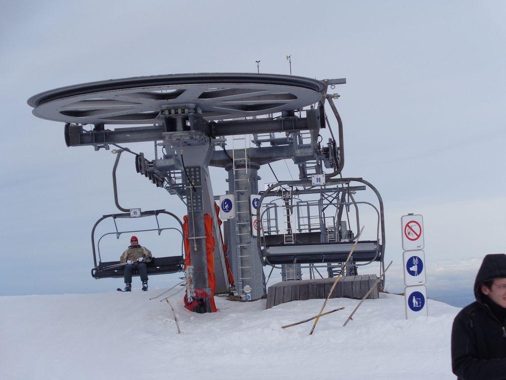 La station et les montagnes environnantes : un cadre préservé
