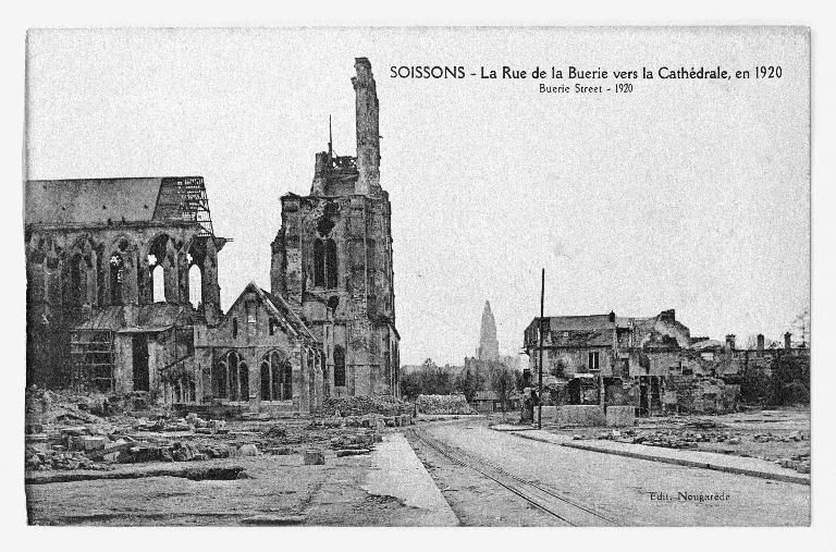 ancien SOISSONS