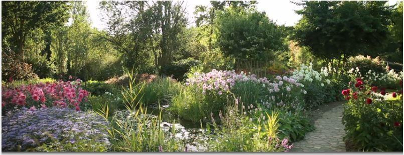 Jardin de Picardie : Le Parc du Château de Creuse (80)
