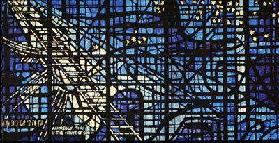 Conférence : de la tapisserie au vitrail, le 15 décembre 2016