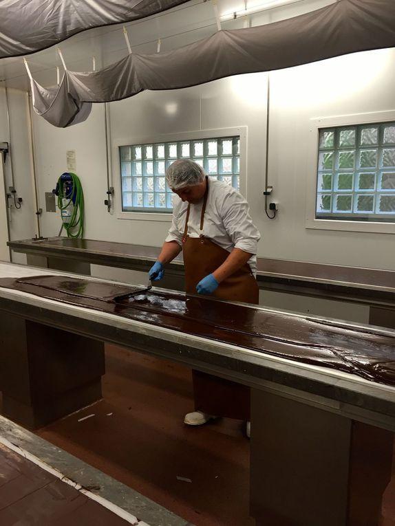 Immersion à la Maison du Chocolat