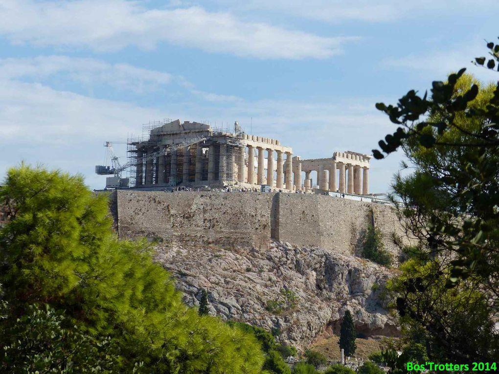 Grèce - 3ème partie - du 15 au 21 septembre 2014