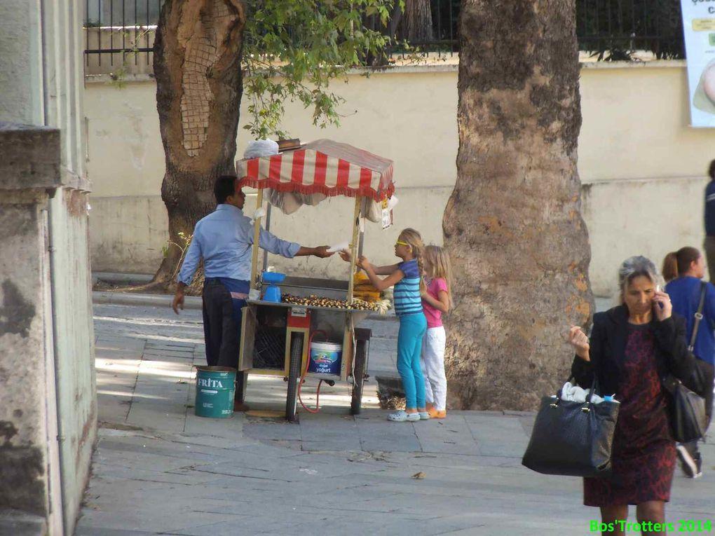 Une semaine à Istanbul sans papa!