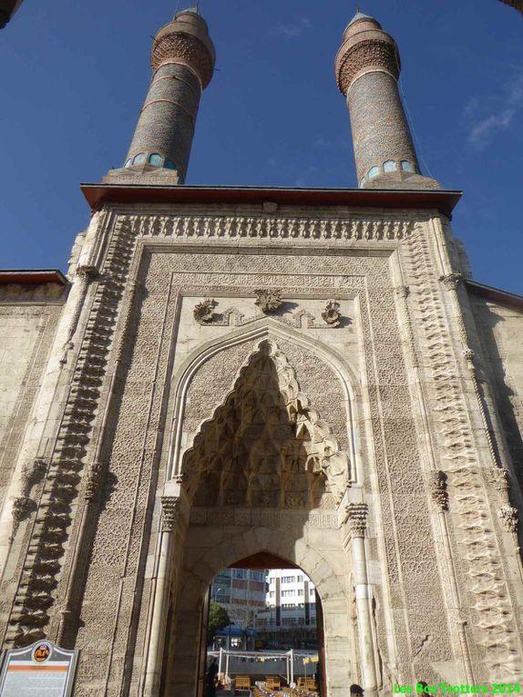 Sivas à Trabzon