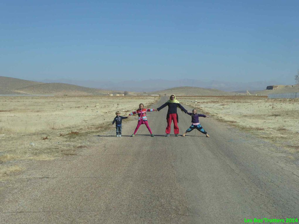 Pasargadae - Nakh-e Rostam