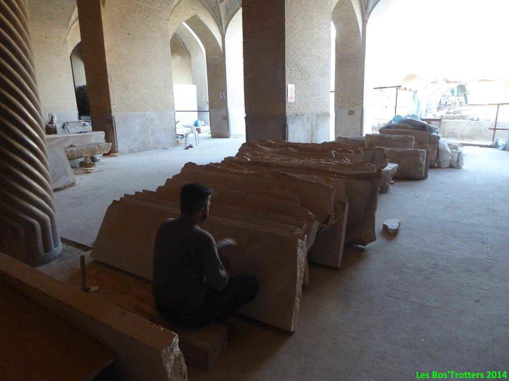 Citadelle, Mosquée, Mausolé, Jardin à Shiraz